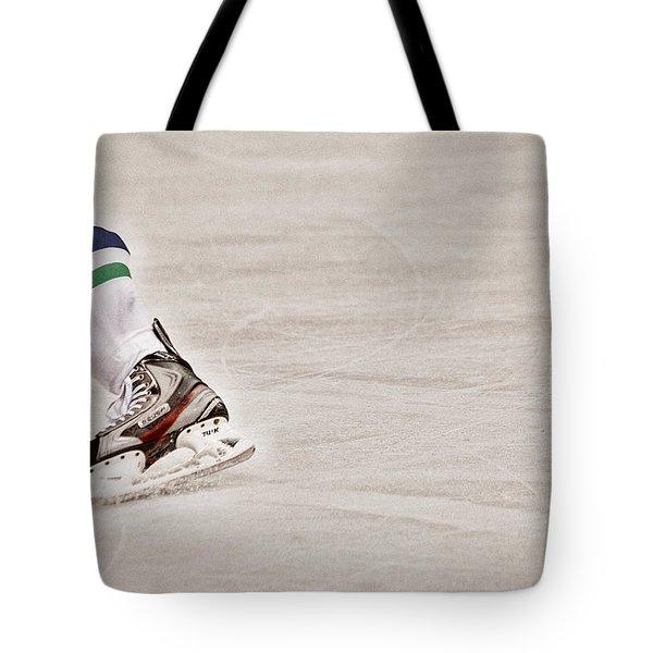 The Edge Tote Bag by Karol Livote