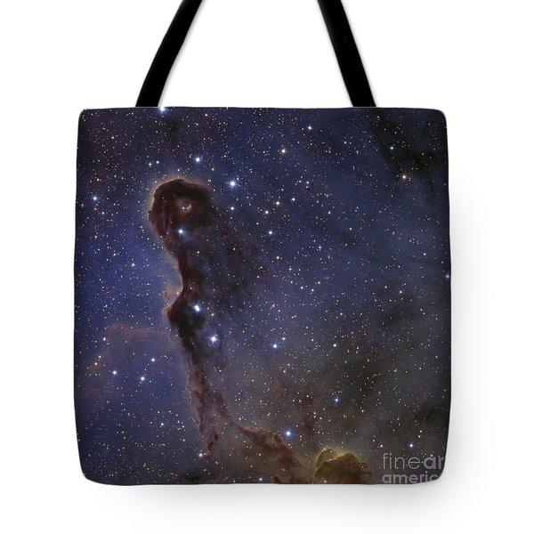 The Elephants Trunk Nebula In The Star Tote Bag by Ken Crawford