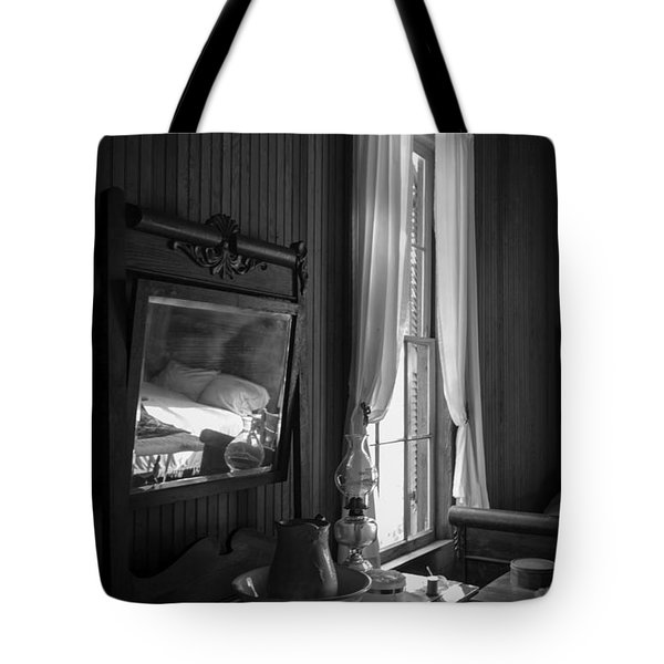 The Empty Bed Tote Bag