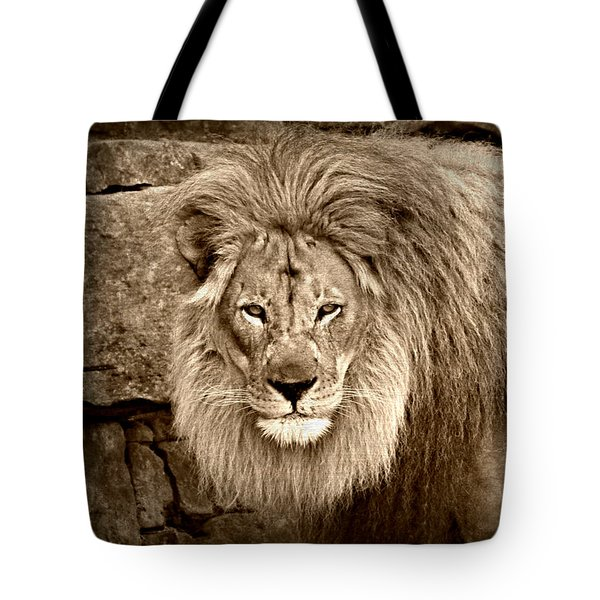 The Eyes Tote Bag by Elizabeth Budd