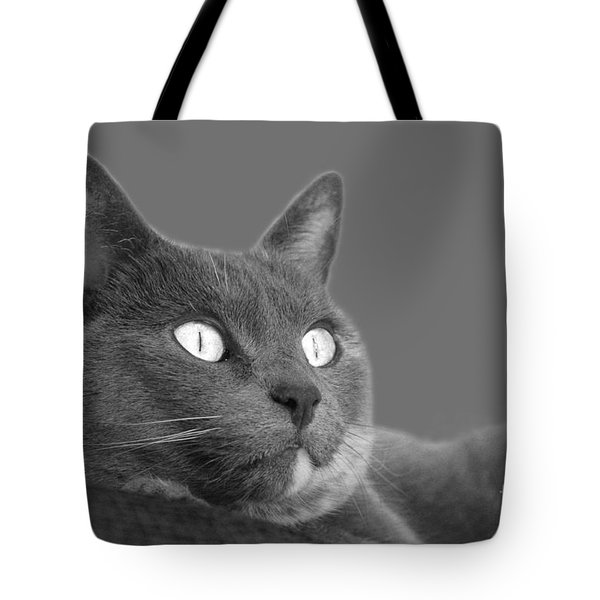 Tote Bag featuring the photograph The Eyes Have It by Nareeta Martin