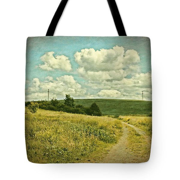 The Farm Road Tote Bag