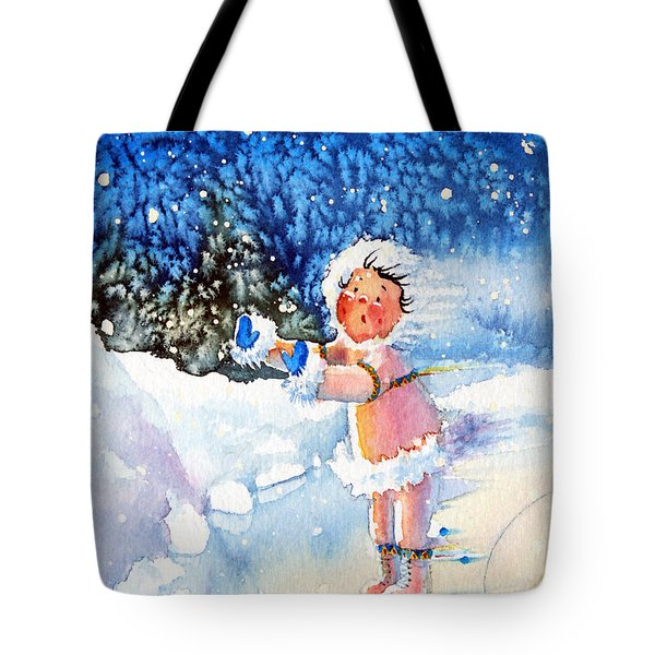 The Figure Skater 5 Tote Bag