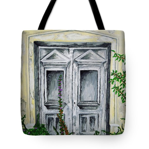 The Forgotten Door Tote Bag