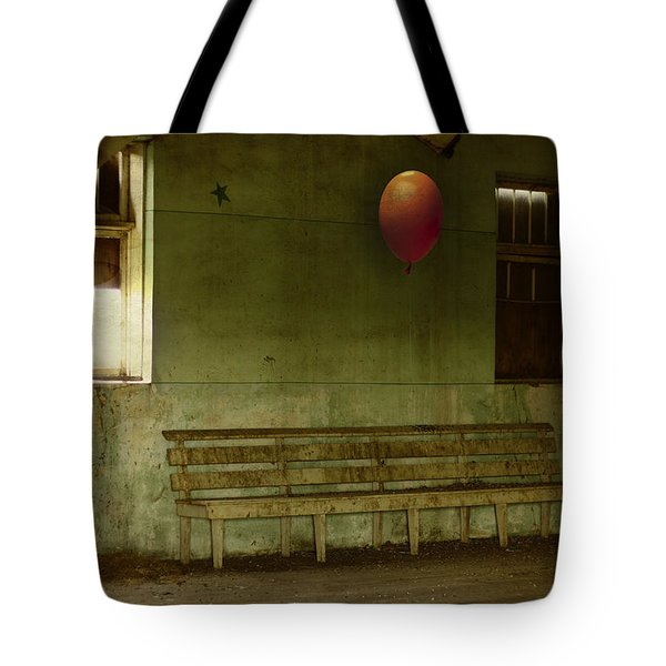 The Forgotten Party  Tote Bag by Jerry Cordeiro