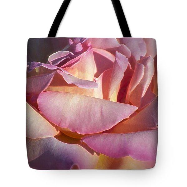The Fragrance Tote Bag by Gwyn Newcombe