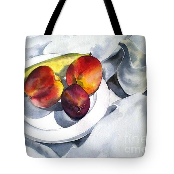 The French Breakfast Tote Bag