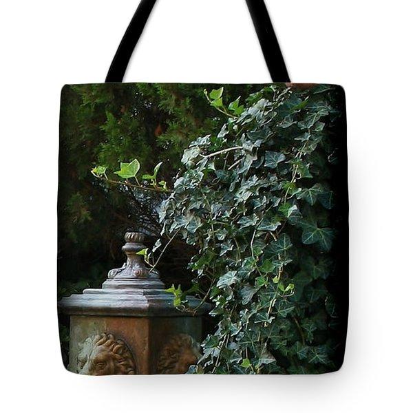 The Garden Tote Bag by Karen Harrison