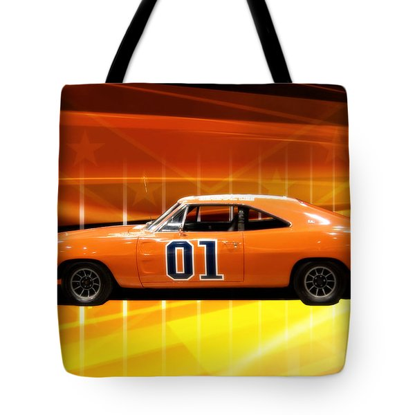 The General Lee Tote Bag