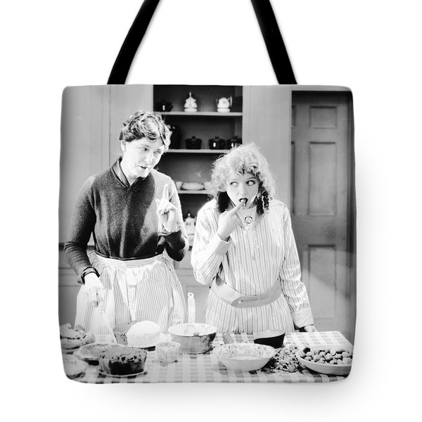 The Girl At Home, 1917 Tote Bag