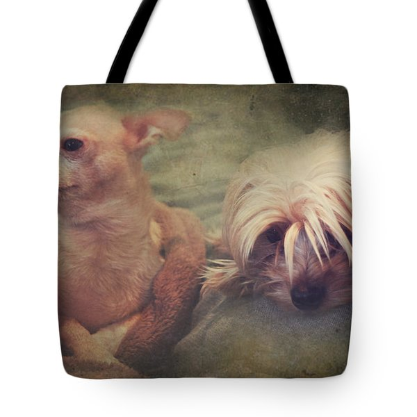 The Girls Tote Bag by Laurie Search