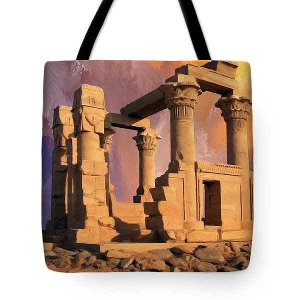 The Glory That Was Tote Bag by Dominic Piperata