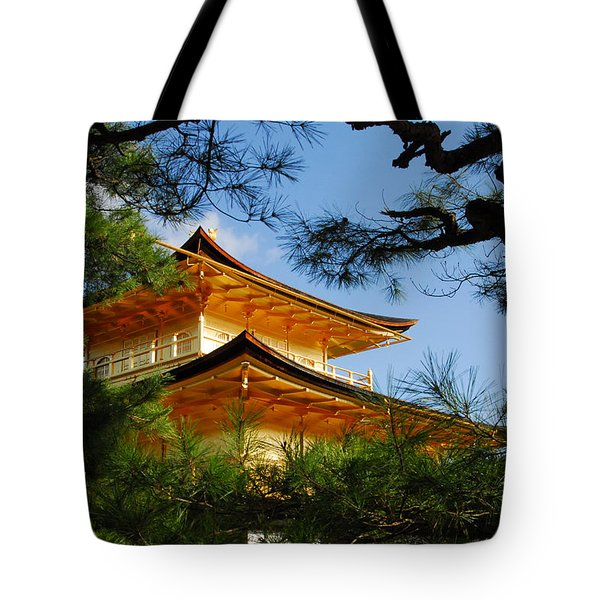 The Golden Temple Tote Bag
