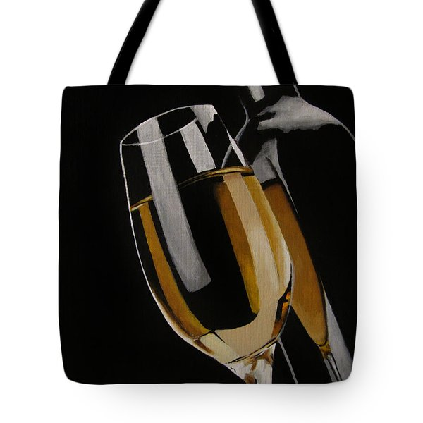 The Golden Years Tote Bag by Kayleigh Semeniuk