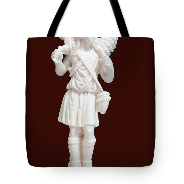 The Good Shepherd - 1 Tote Bag by Carl Deaville