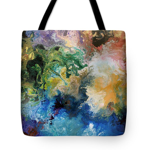 The Great Diversity Tote Bag