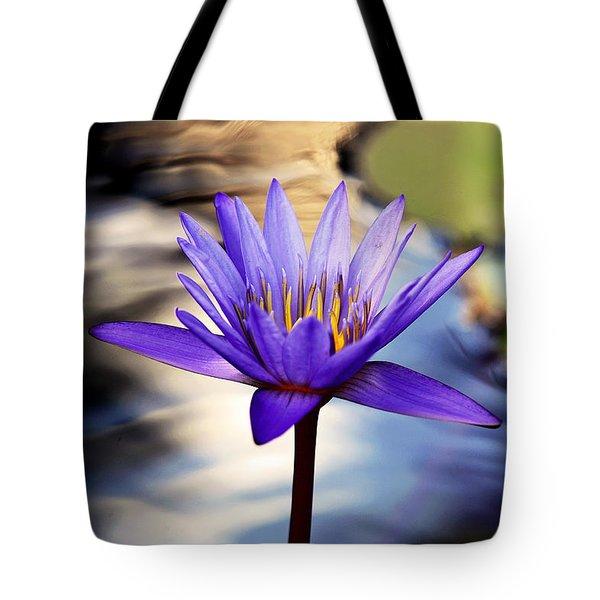 The Greatest Gift Tote Bag by Melanie Moraga
