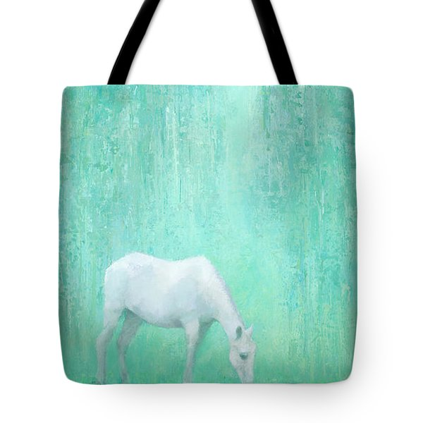 The Green Glade Tote Bag