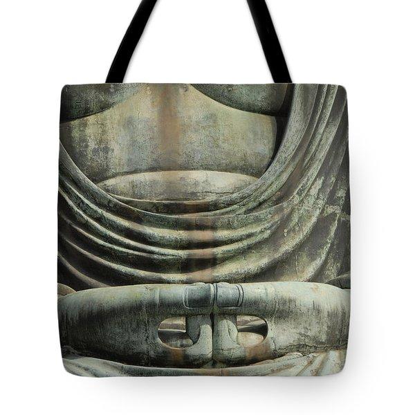 The Hands Of Diabutsu Tote Bag