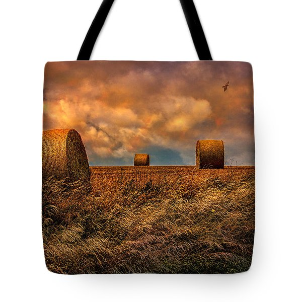 The Hayfield Tote Bag