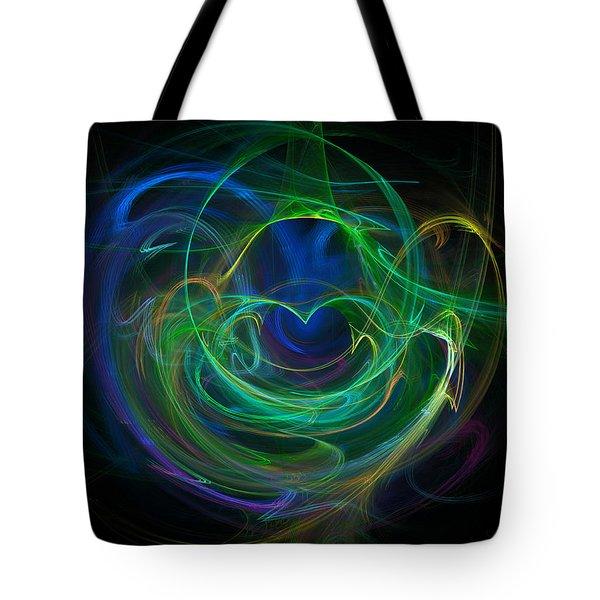 The Heart's Desire Tote Bag
