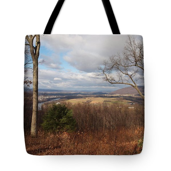 The Hills Have Eyes Tote Bag by Robert Margetts