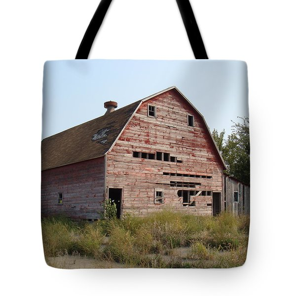 The Hole Barn Tote Bag