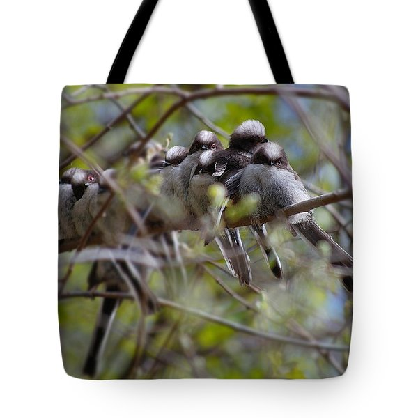 The Huddle Tote Bag