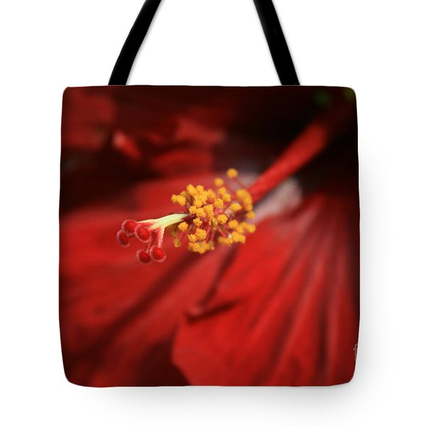 The Intoxication Of Love Tote Bag by Sharon Mau