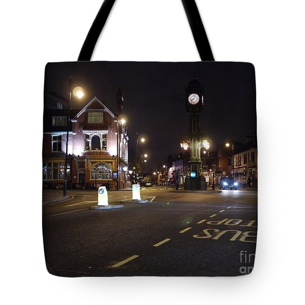The Jewellery Quarter Tote Bag by John Chatterley
