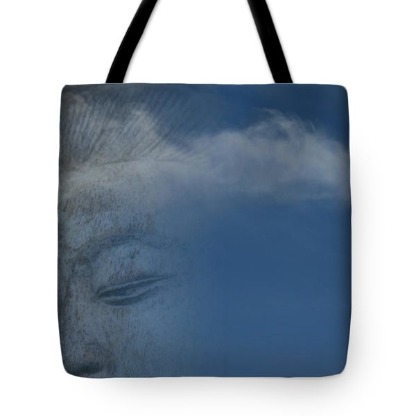 The Journey Tote Bag by Sharon Mau