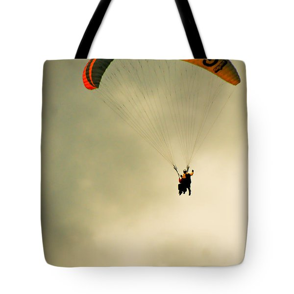 The Jumper Tote Bag by Syed Aqueel