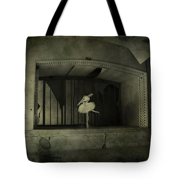 The Last Song  Tote Bag by Jerry Cordeiro
