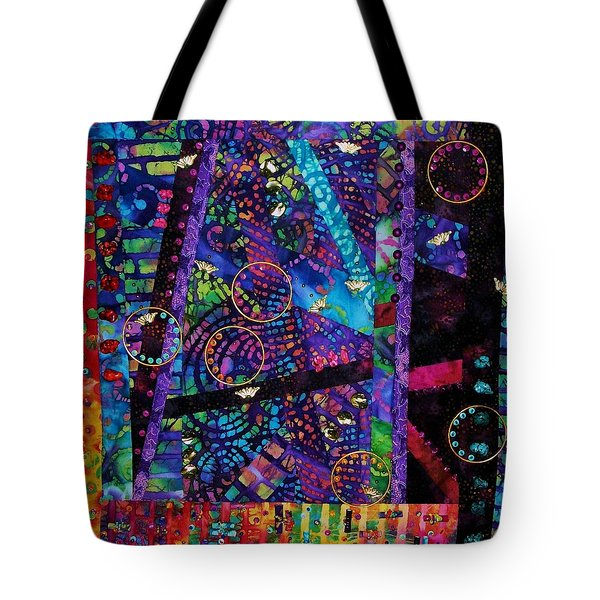 The Little Pond Out Back Tote Bag