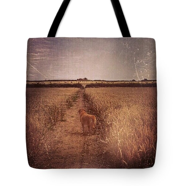The Long Path Tote Bag