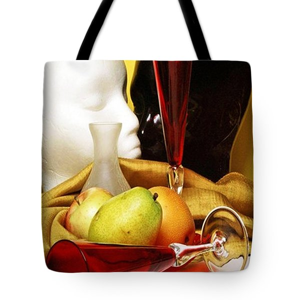 The Lovers Tote Bag by Elf Evans