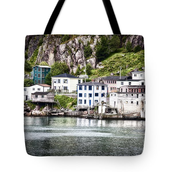 Tote Bag featuring the photograph The Lower Battery by Verena Matthew
