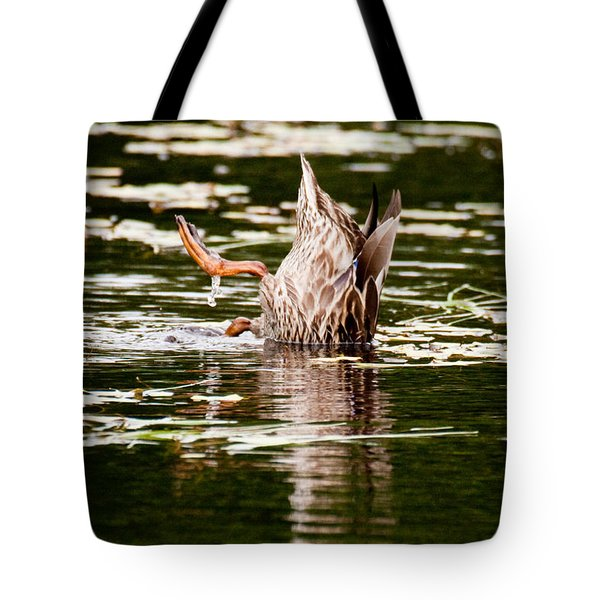 The Meaning Of Duck Tote Bag