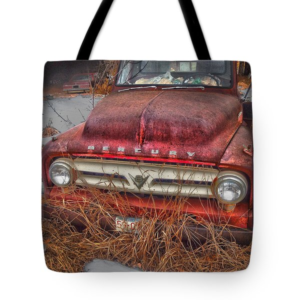 The Merc Tote Bag by The Artist Project