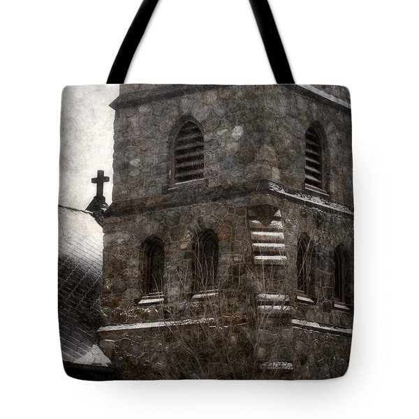 The Messenger Tote Bag by Angie Rea