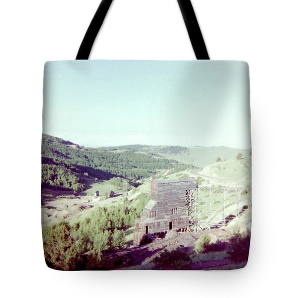 The Mine Tote Bag