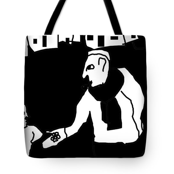 The Molester Tote Bag