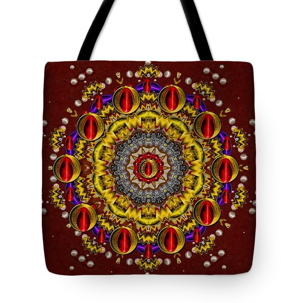 The Most Beautiful Tote Bag by Pepita Selles