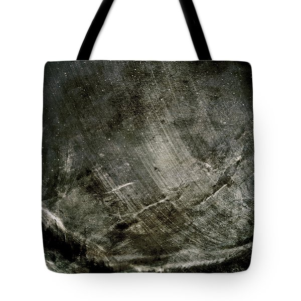 The Mountain Pass Tote Bag