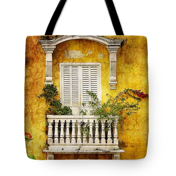 The Old City Tote Bag by Blair Wainman