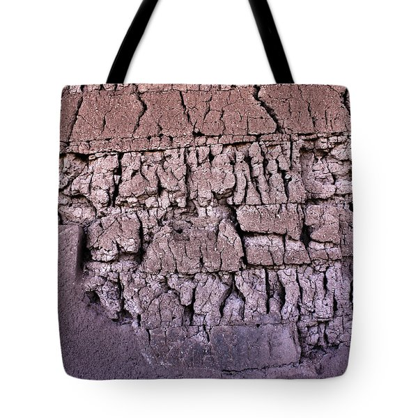 The Old Wall Tote Bag by Adam Smith