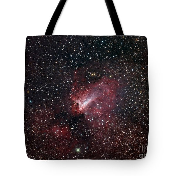 The Omega Nebula Tote Bag by Filipe Alves