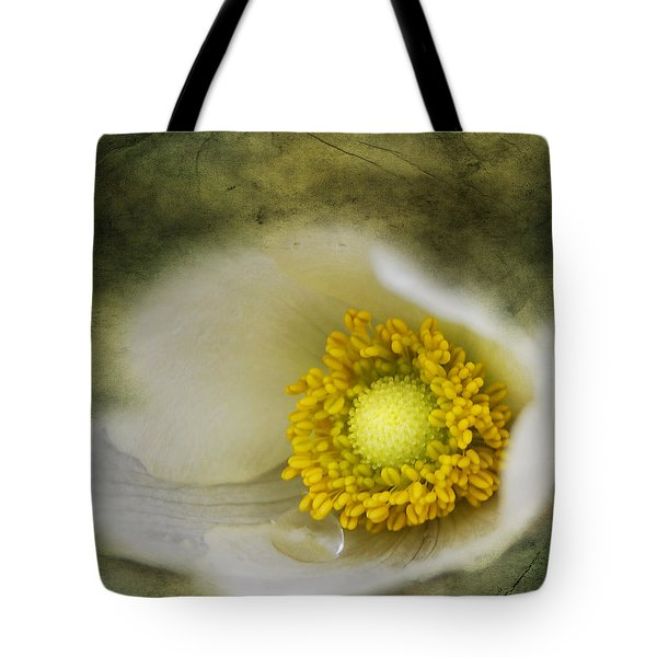 The One Tear That Held  Tote Bag by Jerry Cordeiro