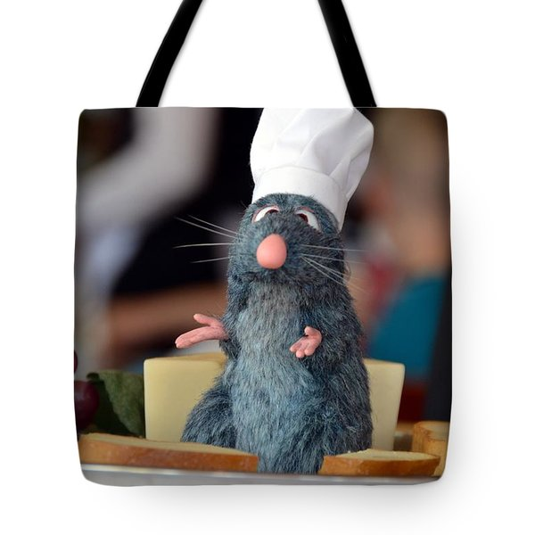 The Only Rat I Like Tote Bag