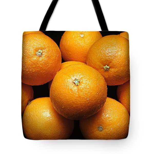 The Oranges Tote Bag by Andee Design